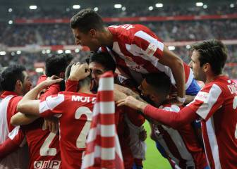 El Sporting se da un festín ante Osasuna y rompe su mala racha