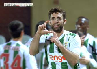 Juli y Rodri sellan la victoria para el Córdoba ante el Reus