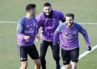 Zidane podría recuperar ya a Morata, Danilo y Coentrao