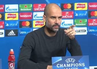 La trifulca entre Guardiola y un periodista: máxima tensión