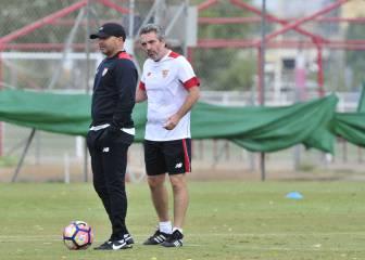 El Sevilla irá con todo a Lyon menos con Franco Vázquez