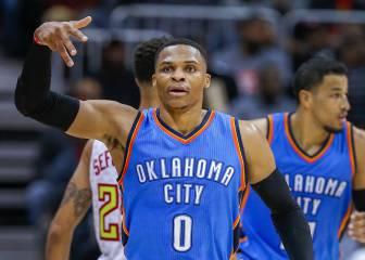 Resumen del Atlanta Hawks - Oklahoma City Thunder