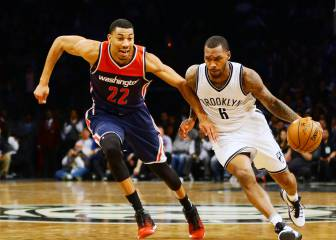 Resumen del Brooklyn Nets - Washington Wizards