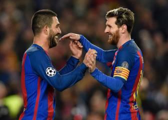 El Barça se da un respiro con Arda en modo inspirado