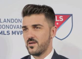 Villa on being named MVP: One of the best days in my career