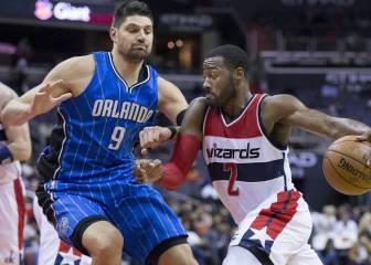 Resumen del Washington Wizards - Orlando Magic