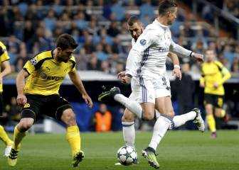 Cristiano no encuentra el gol en Europa, pero vean que tacón