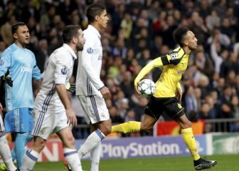 Aubameyang y Reus mandan al Madrid al segundo bombo