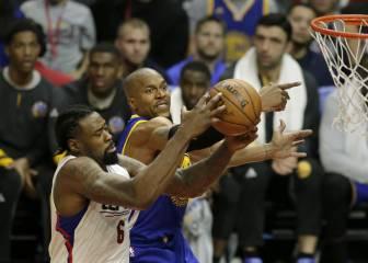 Resumen de Los Angeles Clippers-Golden State Warriors
