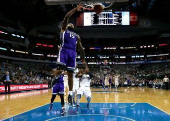 Resumen de Dallas Mavericks - Sacramento Kings