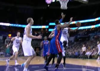 Resumen de Charlotte Hornets - Detroit Pistons