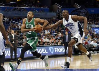 Resumen de Orlando Magic - Boston Celtics