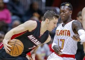 Resumen de Atlanta Hawks - Miami Heat