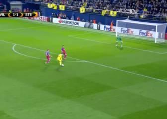 No hay discusión, es el gol de la E. League: ¡qué genio Trigueros!