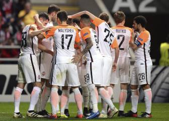 Resumen y goles del Braga-Shakthar de la Europa League
