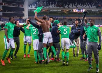 Resumen y goles del Anderlecht-Saint Etienne