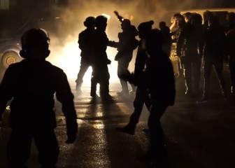 Hooligans ucranianos atacan a hinchas del Manchester United