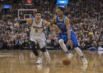 Resumen de Toronto Raptors - Minnesota Timberwolves