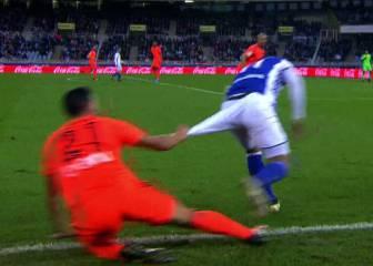 Montoya sacó de quicio a Vela: ¡Casi le arranca el pantalón!