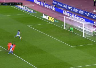Increíble Diego Alves: otra vez volvió a parar un penalti