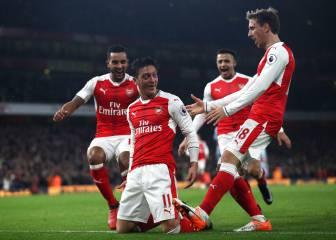 Arsenal: gran talento ofensivo de un equipo frágil atrás