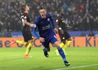 Leicester: Mahrez y Vardy no tienen nada que perder