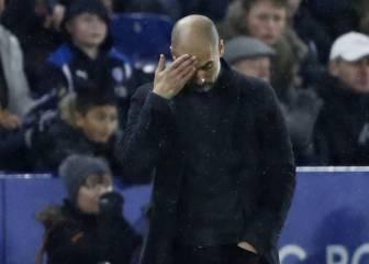 Manchester City: un equipo con dudas y Guardiola en la diana