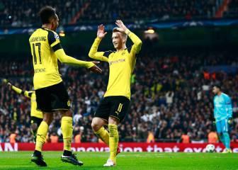Borussia: Aubameyang y Reus, una amenaza para el Sevilla