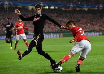 Benfica: un rival asequible con un buen nivel técnico