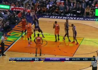 Resumen del Phoenix Suns - New Orleans Pelicans