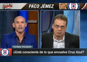 Tremendo pique de Paco Jémez con un periodista mexicano