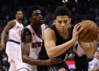 Resumen de Phoenix Suns - New York Knicks