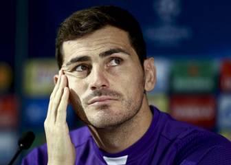 Los otros onces históricos que eligió Iker Casillas