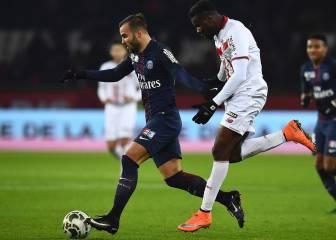 Ojo al gol de Jesé: tres meses sin ser titular y marca