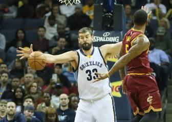 Resumen del Memphis Grizzlies - Cleveland Cavaliers