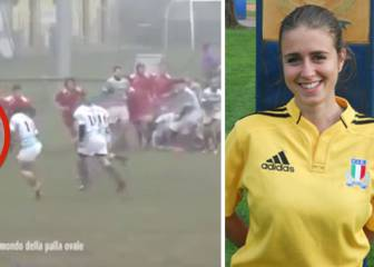 Rugby player banned for three years for flooring female ref