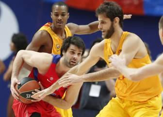 El CSKA no da opción al Barça que sigue en caída libre
