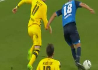 La expulsión de Reus incendia Dortmund: ¡le agarran a él!