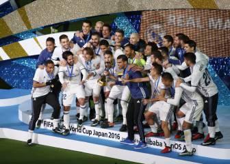 Imperdible: todos los títulos internacionales del Madrid