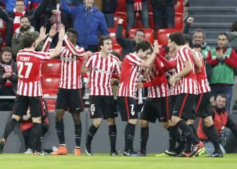 San José lleva al Athletic al éxtasis en el descuento