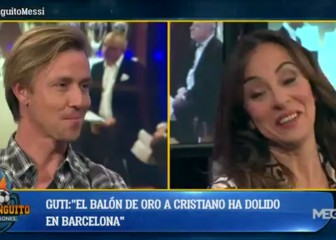 Guti y el jugadón de Messi: