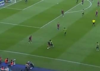 Uno de los retratos más épicos: Messi humillando a Drenthe