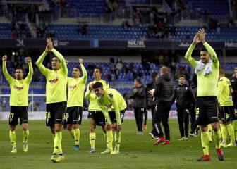 El Córdoba se pasea en Málaga y alcanza los octavos