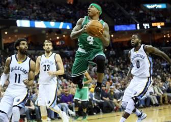 ¡Puro NBA! El apasionante cara a cara de Thomas y Marc Gasol