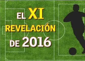 Vallejo, Umtiti, Dembélé... El XI revelación del 2016