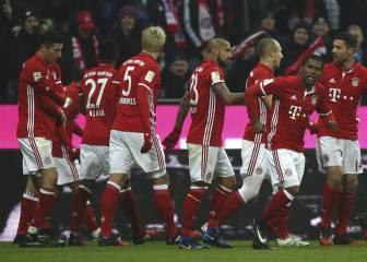El Bayern baja de la nube al Leipzig y afianza el liderato