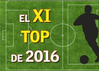 Cristiano y Messi juntos: El mejor XI de 2016