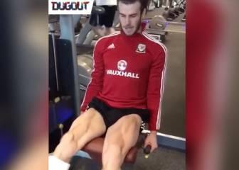 ¿Volverá más fuerte que antes?, así se machaca Gareth Bale