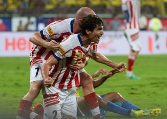 Los mejores goles del carismático campeón Atlético Kolkata