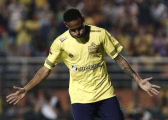 Neymar joins Kaka and Robinho in Chapecoesne tribute game